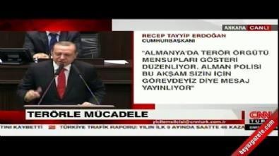Cumhurbaşkanı Erdoğan'dan ABD'ye çok sert tepki