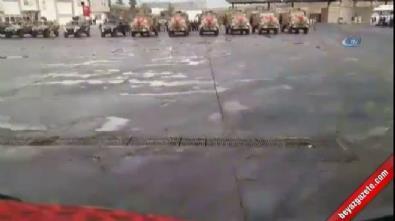 Barzani sınır kapıları devrediyor