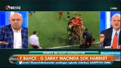 Fenerbahçe Galatasaray U17 maçının hakemi Onur Mert'ten skandal paylaşımlar!