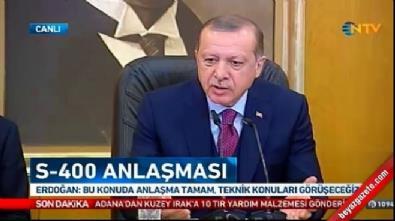 Cumhurbaşkanı Erdoğan: Dünya ahmak değil