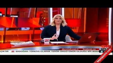 CNN sunucusunun 'Allah'ımıza hamdolsun' rahatsızlığı