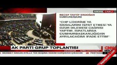 Cumhurbaşkanı Erdoğan'dan Kılıçdaroğlu'na: Elinde belgesi var mı?