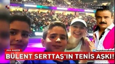 Bülent Serttaş'tan Maria Sharapova açıklaması
