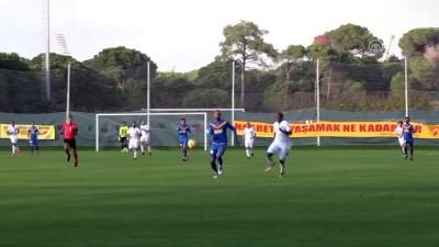 Hazırlık Maçı - Göztepe: 0 - Adanaspor: 0 - ANTALYA