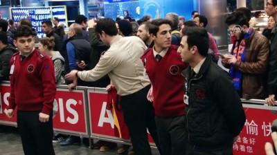 Arda Turan, Medipol Başakşehir için yurda geldi - İSTANBUL
