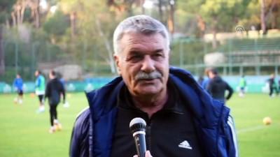 Kardemir Karabükspor, devre arası kamp çalışmalarını sürdürüyor - ANTALYA