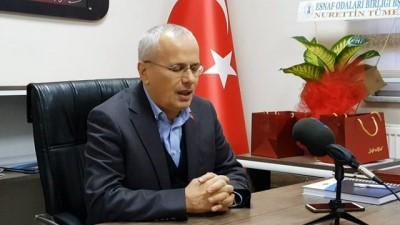 """Bakan Yardımcısı Ceylan: """"Osmanlı varisleri ve ülke olarak büyük hedefler içerisindeyiz"""""""