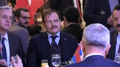 Başbakan Yardımcısı Çavuşoğlu: 'Türkiye ortak paydası söz konusu olduğunda hepimiz aynı zeminde buluşabilmeliyiz' - BURSA
