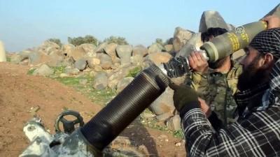 Suriye'de rejim güçleri Ebu Zuhur'dan uzaklaştırılıyor - İDLİB