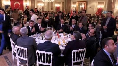"""Başbakan Yardımcısı Çavuşoğlu, """"Türkiye'nin güçlü olması gerekiyor"""""""