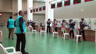 Atıcılık: Havalı Silahlar Türkiye Kupası - MERSİN