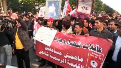 Tunus devriminin yedinci yıl dönümü (1) - TUNUS