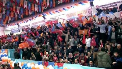 Cumhurbaşkanı Erdoğan: '(Afrin) Bir gece ansızın gelebiliriz' - YOZGAT