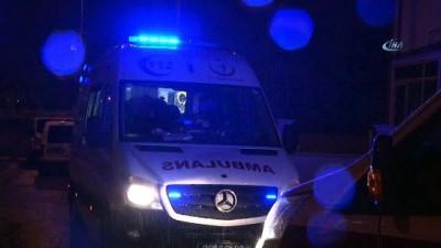 Evin tavan alçısı çocukların üstüne çöktü: 3 yaralı