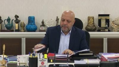 Mahmut Arslan: 'Hizmet-İş'in hedefi bölgenin en büyük sendikası olmak' - ANKARA