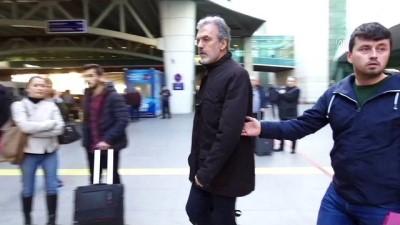 TTB'ye yönelik soruşturma - TTB Başkanı Tükel, üye Taner Gören, Ankara'ya getirildi