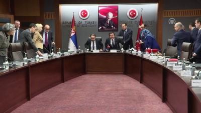 Türkiye-Makedonya Serbest Ticaret Anlaşması genişletildi - ANKARA
