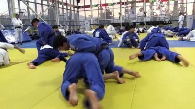 Türkiye Judo Erkek Ümit Milli Takımı Avrupa Kupasına hazırlanıyor - SAMSUN