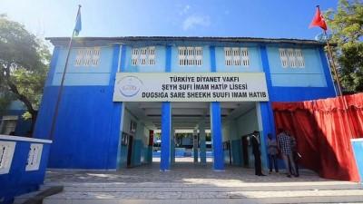 - TDV eğitim projeleriyle Somali'nin geleceğini inşa ediyor