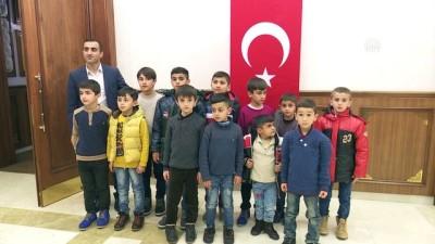 Gençlik ve Spor Bakanı Bak, 'Büyük Buluşma' programına katıldı (2) - ANKARA