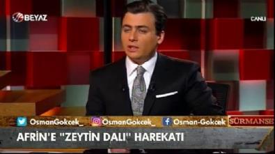 Osman Gökçek: Bu mücadele Osmanlı torunlarının mücadelesi