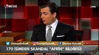 Osman Gökçek: Bir tane YPG terör örgütü yazın