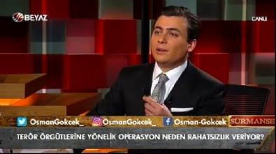 Osman Gökçek: CHP'liler Meltem Cumbul'a niye ses çıkarmadınız?