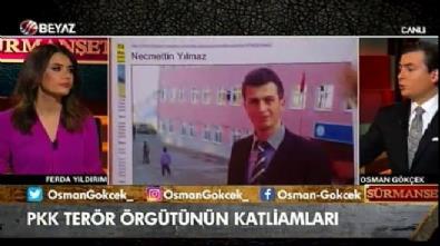 Osman Gökçek: PKK'lılar öğretmenleri öldürdü