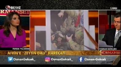 Osman Gökçek: Teröristlerin üzerinden uyuşturucu çıkıyor