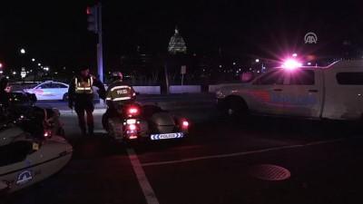 ABD Başkanı Trump, Kongre binası önünde protesto edildi - WASHINGTON