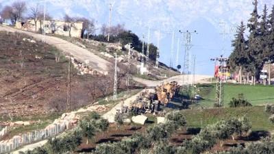 Suriye sınırına askeri sevkiyat (2) - KİLİS