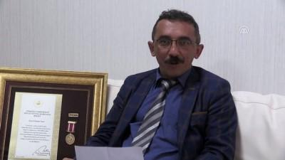 15 Temmuz gazisinden Erdoğan'a 'Afrin' mektubu - SİNOP