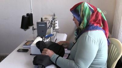Mehmetçik Afrin'de anne şefkatiyle ısınacak - HATAY