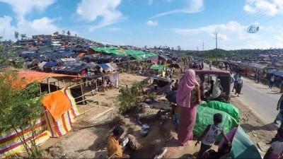 - Rohingyalılar iki ülke arasında kaldı