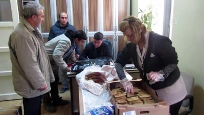 Sandıklı'dan Mehmetçiklere mercimekli bükme - AFYONKARAHİSAR