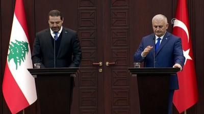 Lübnan Başbakanı Saad Hariri - ANKARA