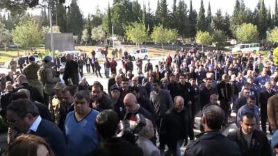 İdlib'deki terör saldırısında hayatını kaybeden Yasin Tanboğa, son yolculuğuna uğurlandı - ADANA