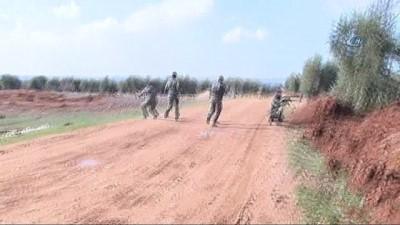 - ÖSO, Azez'den Afrin'e ilerleyişini sürdürüyor