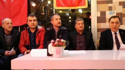 """MHP İl Başkanı Adem Kar: """"MHP devleti ve milleti için vardır. Bunun aksini düşünenler siyasi fırsatçı ve oy hesapçılarıdır"""""""