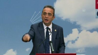 """Tezcan: """"Türkiye Cumhuriyeti Devleti'nin memuru olmak onurlu bir görevdir"""" - ANKARA"""