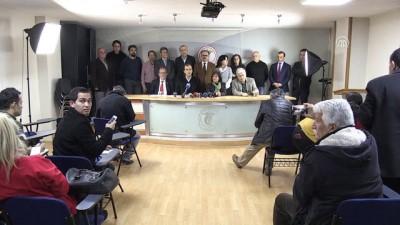 TTB'ye yönelik soruşturma - TTB Yüksek Onur Kurulu Üyesi Çerkezoğlu - ANKARA