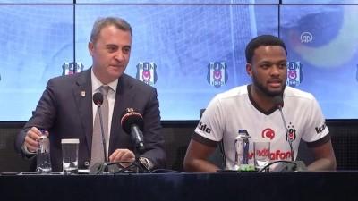 Beşiktaş'ın yeni transferi Larin - İSTANBUL