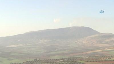 Darmık Dağı'na yoğun bombardıman devam ediyor