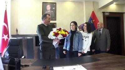 Çocuklardan Afrin'deki Mehmetçiklere moral mektubu - AKSARAY