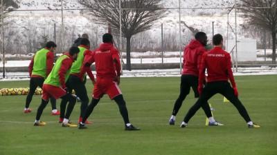 Sivasspor, Galatasaray maçına odaklandı - SİVAS
