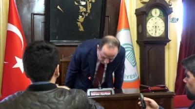 Edirne Belediye Başkanı Gürkan: 'Yerime kayyum atanmadı'