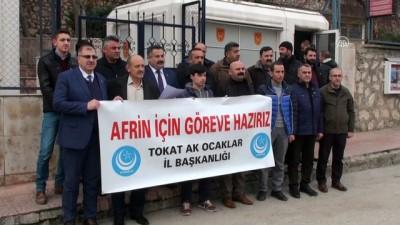 Zeytin Dalı Harekatı'na destek - TOKAT/ÇANKIRI