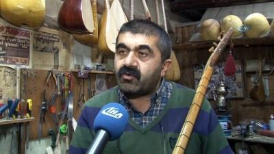 Saz ustası İyidoğan: 'Aşık Veysel'in sazının para ile satılamayacağını düşünüyorum'