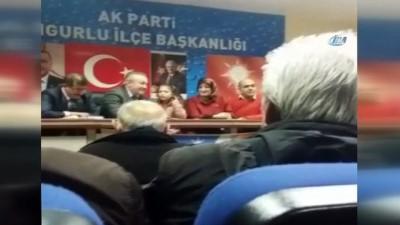 Minik İrem Cumhurbaşkanı Erdoğan'ı göremeyince ağladı