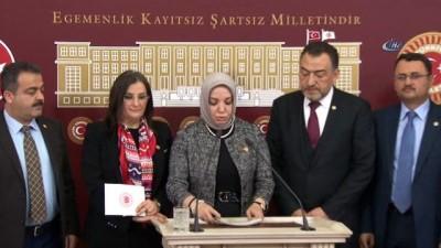 AK Parti İstanbul milletvekili Serap Yaşar: '665 bin Rohingyalı Müslüman Bangladeş'e sığınmak zorunda kalmıştır, şu anda bu sayı 1,2 milyon civarındadır'